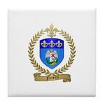 FERRON Family Crest Tile Coaster