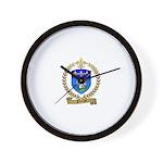 FERRON Family Crest Wall Clock