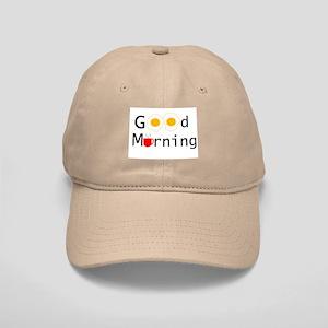 Good Morning Baseball Cap