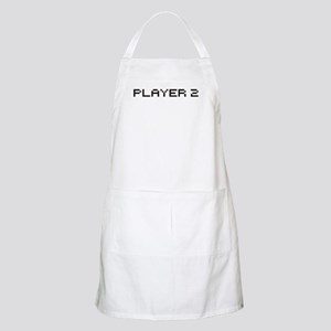 Player 2 8 bit Apron