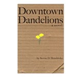 Downtown Dandelions Postcards (Package of 8)