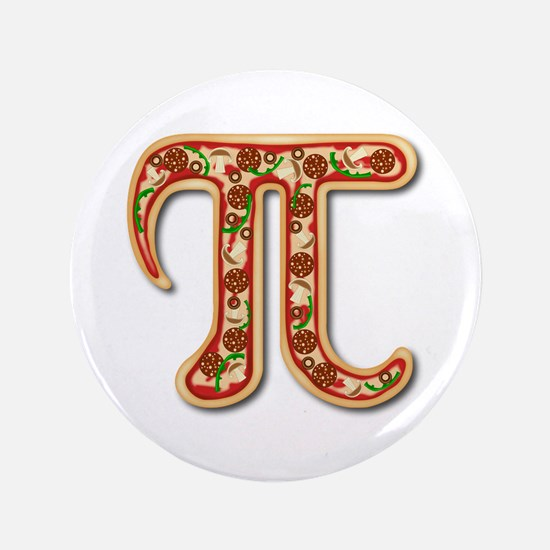 "Pizza Pi 3.5"" Button (100 pack)"