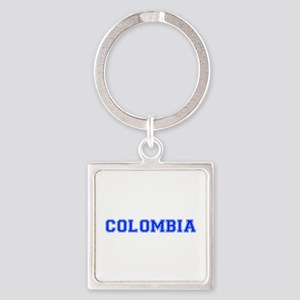 Colombia-Var blue 400 Keychains