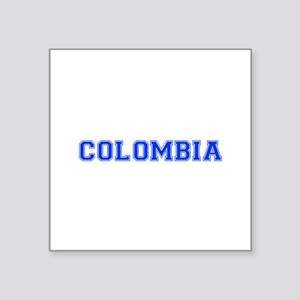 Colombia-Var blue 400 Sticker