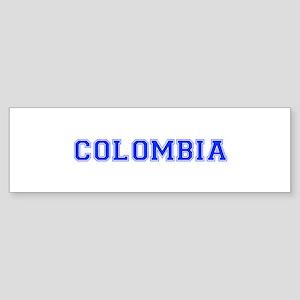 Colombia-Var blue 400 Bumper Sticker