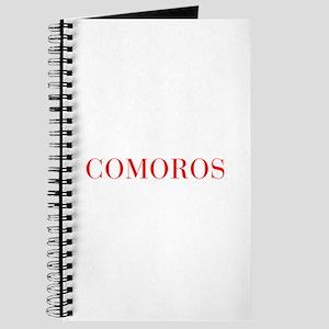 Comoros-Bau red 400 Journal