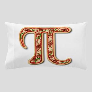 Pizza Pi Pillow Case
