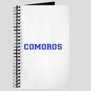 Comoros-Var blue 400 Journal