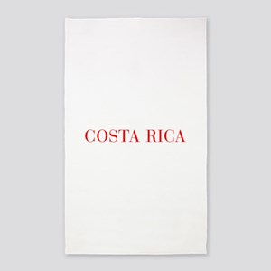 Costa Rica-Bau red 400 Area Rug