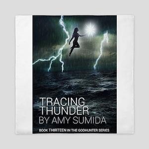 Tracing Thunder Queen Duvet