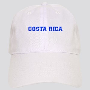 Costa Rica-Var blue 400 Baseball Cap