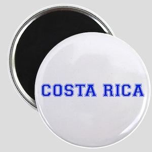 Costa Rica-Var blue 400 Magnets