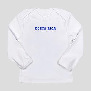 Costa Rica-Var blue 400 Long Sleeve T-Shirt