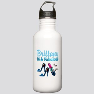 16 AND FABULOUS Stainless Water Bottle 1.0L