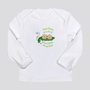 TWO GIFTS FROM GOD Long Sleeve T-Shirt