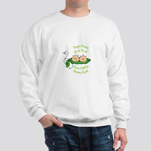 TWO GIFTS FROM GOD Sweatshirt