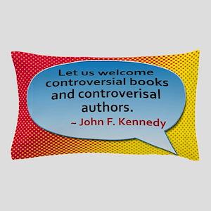 Controversial Books Pillow Case