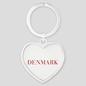 Denmark-Bau red 400 Keychains