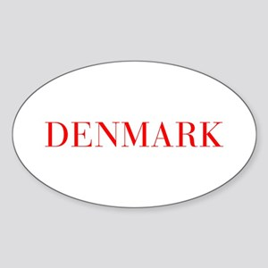 Denmark-Bau red 400 Sticker