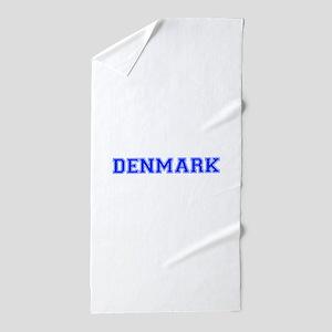 Denmark-Var blue 400 Beach Towel