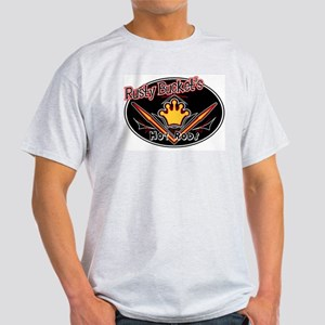 Rusty Bucket's Hot Rods Light T-Shirt