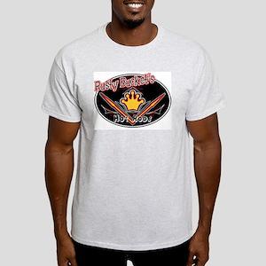 Rusty Bucket's Hot Rods Light T-Shirt
