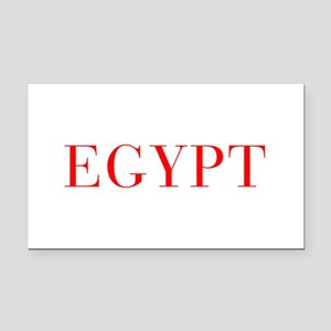 Egypt-Bau red 400 Rectangle Car Magnet