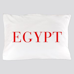 Egypt-Bau red 400 Pillow Case