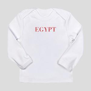 Egypt-Bau red 400 Long Sleeve T-Shirt