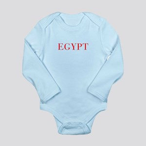 Egypt-Bau red 400 Body Suit