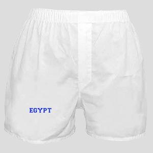 Egypt-Var blue 400 Boxer Shorts
