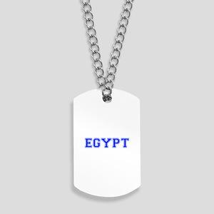 Egypt-Var blue 400 Dog Tags