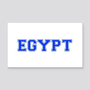 Egypt-Var blue 400 Rectangle Car Magnet