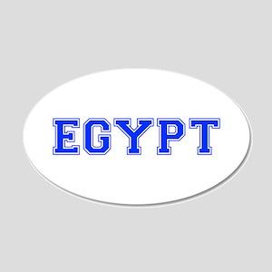 Egypt-Var blue 400 Wall Decal