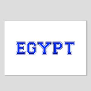 Egypt-Var blue 400 Postcards (Package of 8)
