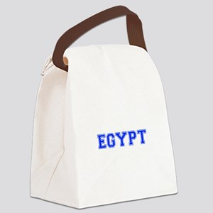 Egypt-Var blue 400 Canvas Lunch Bag