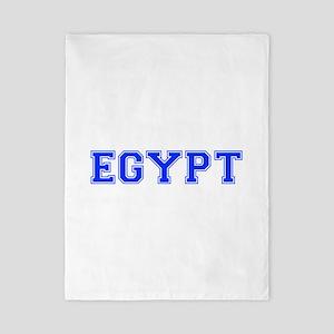 Egypt-Var blue 400 Twin Duvet