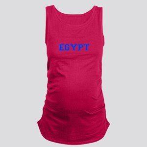 Egypt-Var blue 400 Maternity Tank Top