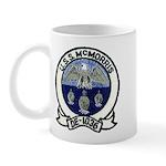 USS McMORRIS Mug