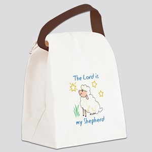 My Shepherd Canvas Lunch Bag