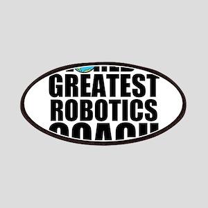 World's Greatest Robotics Coach Patch
