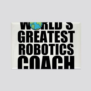 World's Greatest Robotics Coach Magnets