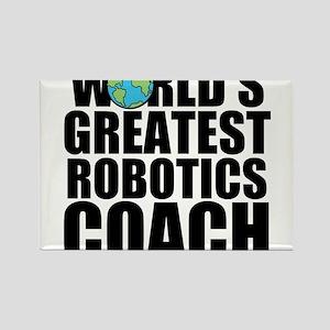 World's Greatest Robotics Coach Magnets
