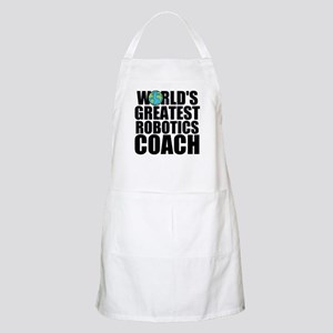 World's Greatest Robotics Coach Light Apron