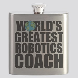 World's Greatest Robotics Coach Flask