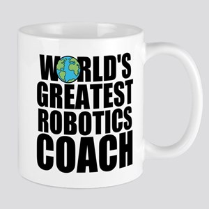 World's Greatest Robotics Coach Mugs