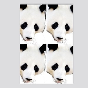 Pandas Postcards (Package of 8)