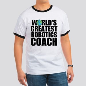 World's Greatest Robotics Coach T-Shirt