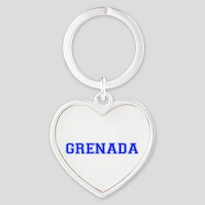 Grenada-Var blue 400 Keychains