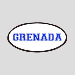 Grenada-Var blue 400 Patch